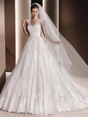 Traumhaftes Prinzessinnen-Kleid (La Sposa)