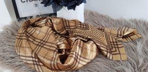 Silk Cloth gold-colored-bronze-colored silk