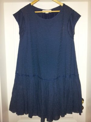 Traumhaftes Stella McCartney Kleid in Blau Sommerdress Hippie-Kleid