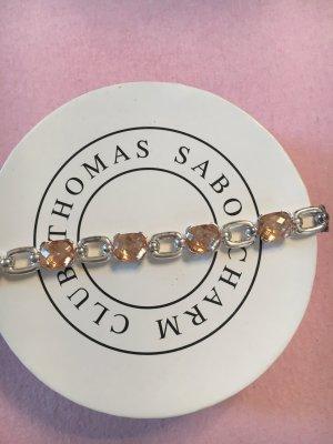 Thomas Sabo Silver Bracelet silver-colored-camel