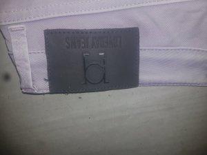 Traumhose Design Flieder/lila Röhre von Loveday Jeans. Ungetragen
