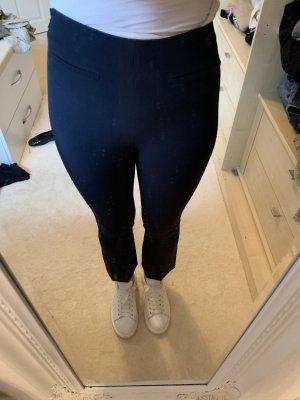 Hugo Boss 7/8 Length Trousers dark blue