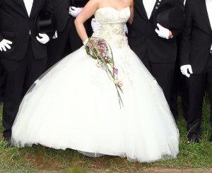 Traumkleid, Brautkleid, Maikleid, Königinnenkleid Luxuskleid