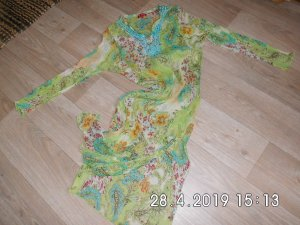 Derhy Vestito da spiaggia turchese-verde pallido Viscosa