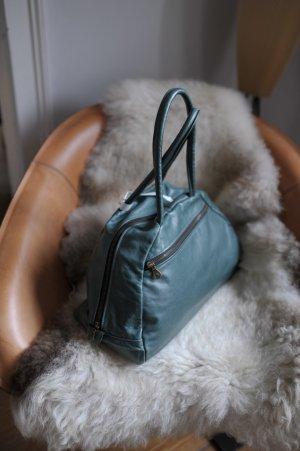 Traumtasche, VINTAGE, grün, aus England BOWLING BAG