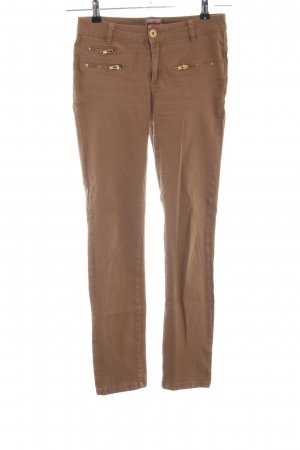 Travel Couture by Heine Low-Rise Trousers brown casual look