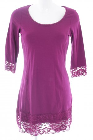 Tredy Jerseykleid pink Casual-Look