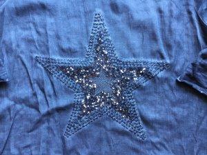 Tredy Shirt 36 blau