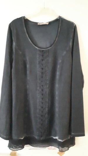 Tredy Batik shirt grijs-donkergrijs