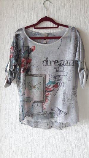 Tredy Shirt, neu , Größe 1, Lagenlook