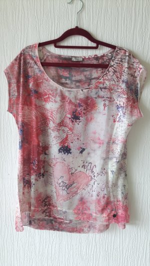 Tredy Shirt strawberry 38 neu