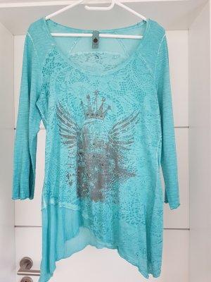 Tredy Shirt türkis Gr.36