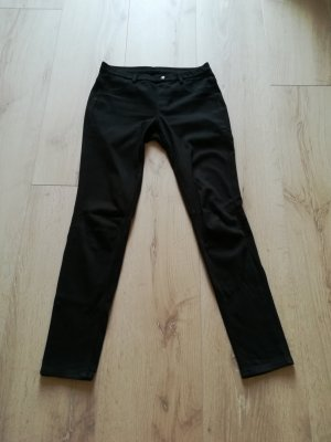 Uniqlo Treggings negro Algodón