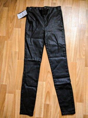 Zara Trafaluc Tregging noir coton