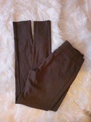 Amisu Pantalon en jersey gris foncé