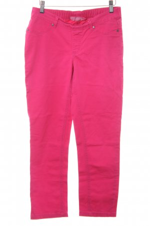 Treggings rosa stile casual