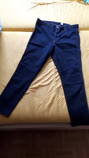 H&M Treggings azul oscuro