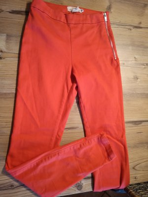 H&M L.O.G.G. Treggings red cotton