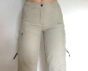 McKinley Pantalone cargo crema-beige chiaro