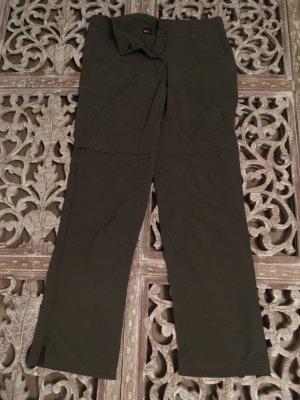 Salewa Pantalon de sport gris vert-gris vert