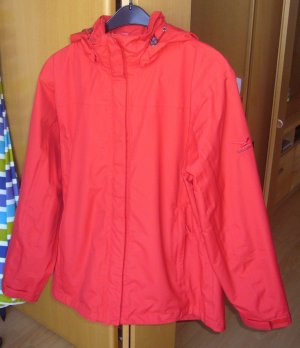 Salewa Outdoor Jacket red polyester