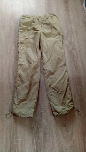 Thermal Trousers gold-colored