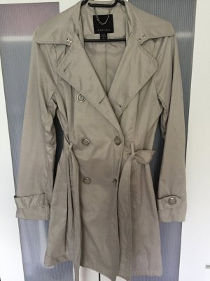 Amisu Trench Coat oatmeal