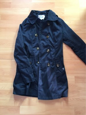 Only Trench Coat dark blue