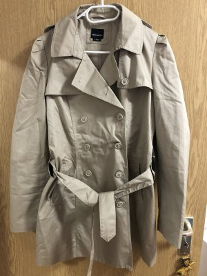 Miss Sixty Trench Coat beige
