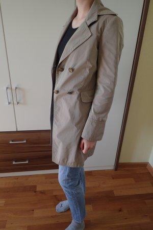 Alberto Biani Trench Coat beige polyester