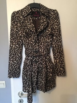Trenchcoat Animalprint