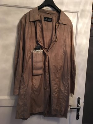 Armani Jeans Shirt Jacket brown