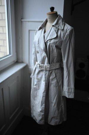 TRENCHCOAT, aus Baumwolle, edel und elegant, Gr.40