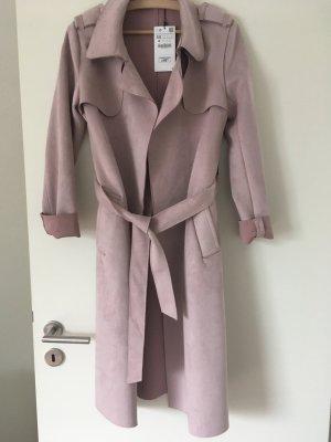 Zara Trenchcoat rose clair