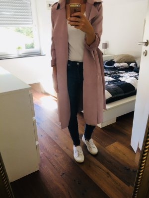 Zara Trenchcoat rose clair