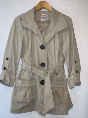 Yessica Trench Coat multicolored