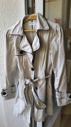 Trenchcoat beige gr. 36