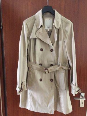 Trenchcoat, beige, Größe 42