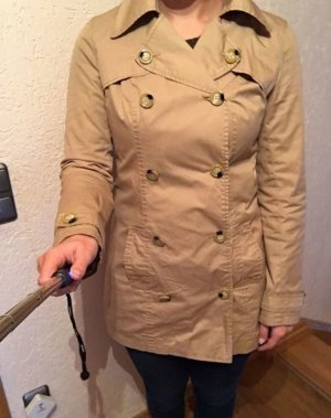 Trenchcoat - beige (ONLY)