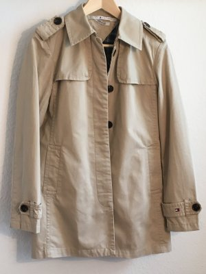 Tommy Hilfiger Trench color cammello Cotone