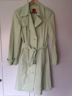 Trenchcoat blassgrün/mint S.Oliver
