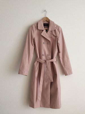 Trenchcoat Blush Maison Scotch