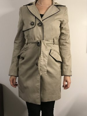 trenchcoat damen beige