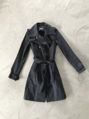 Drykorn Trenchcoat zwart