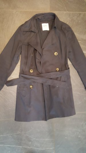 esprit collection Trench blu scuro