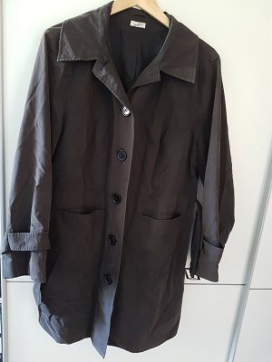 So bin ich Trench Coat dark brown