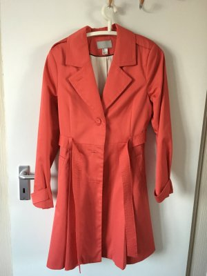 Trenchcoat H&M coral 44