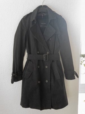Zara Trench nero