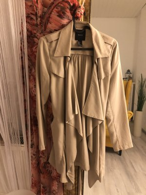 Forever 21 Trench beige-crema