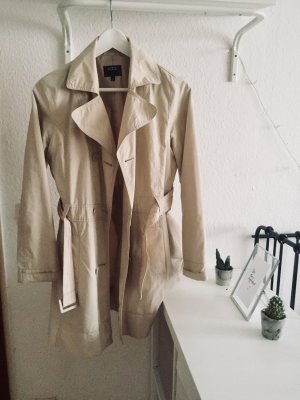 Trenchcoat in Beige